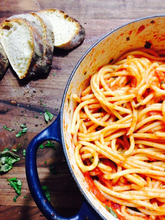 Marcella Hazan's TomatoSauce